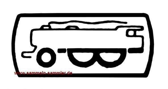 Beckh Blechspielzeug, Logo Beckh KG