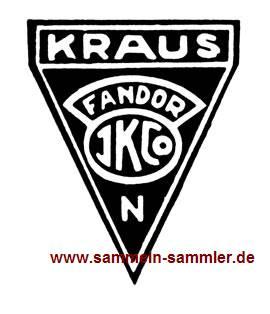 Kraus Fandor