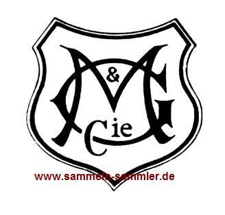 Märklin Logo bis 1929