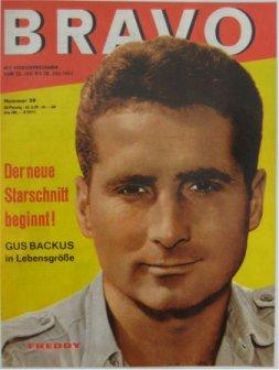 Alte Bravo Zeitschrift