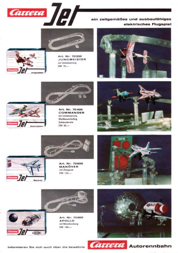 Carrera Jet Prospekt