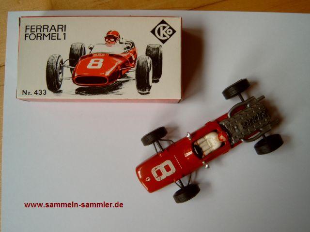 Kellermann CKO Ferrari
