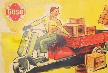 Göso Blechspielzeug, Lastroller