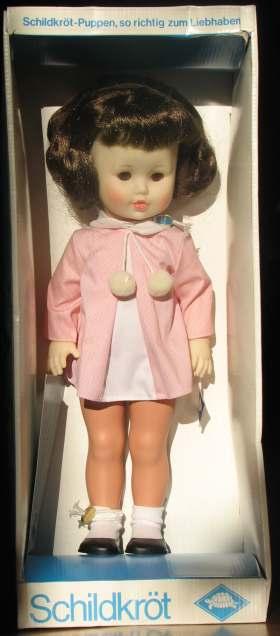 Schildkröt Puppe OVP