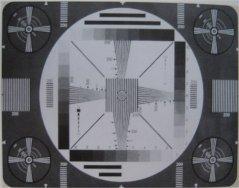 Standbild Fernsehen 50er Jahre und 60er Jahre