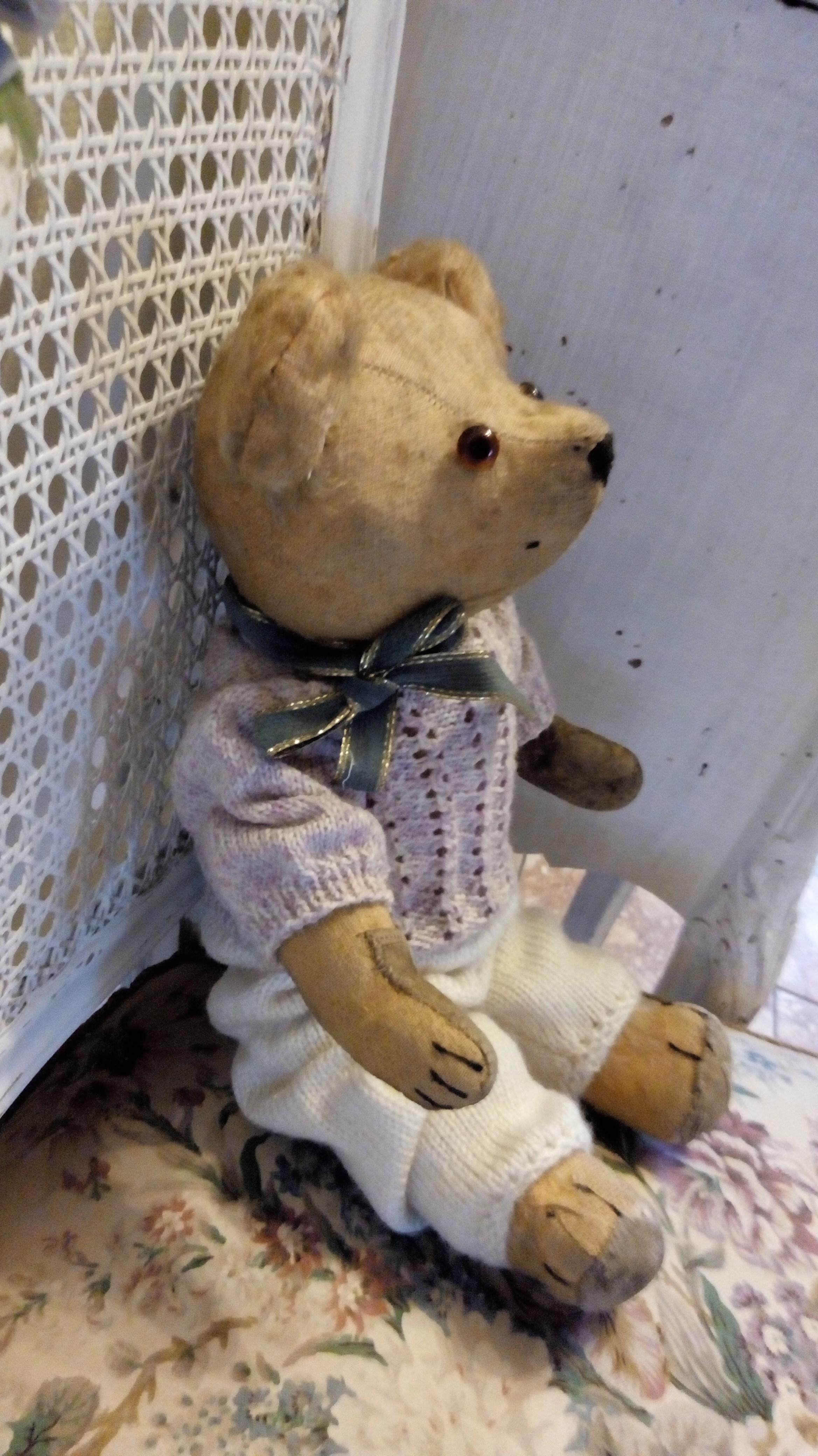 Bing Teddys gehören unter Sammlern zu den gefragtesten Teddybären.
