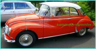 Oldtimer von 1960 DKW 1000 S