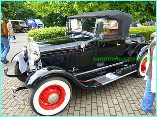 Ford F Roadster