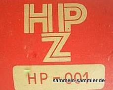 HPZ ist das Logo von Hans Prottengeier Zirndorf