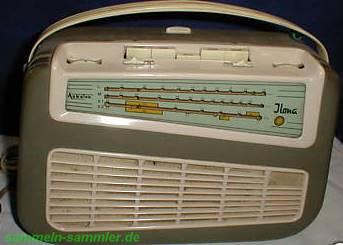 DDR Transistorradio Ilona