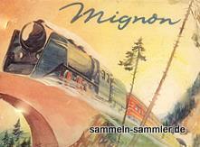 Logo Mignon der Fa. Staiger