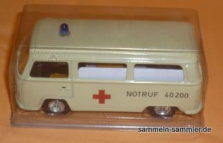 CKO Krankenwagen aus der Rollo-Serie