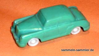 Plastikauto 60er Jahre