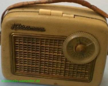Neckermann Transistorradio