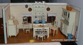 Puppenküche um 1900