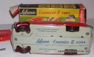 Schuco Examico II 4004