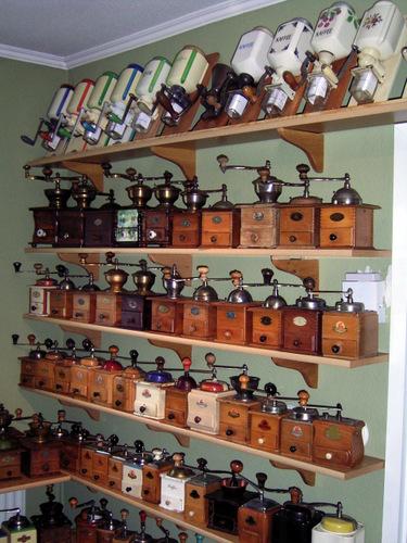 Kaffeemühlen von Zassenhaus