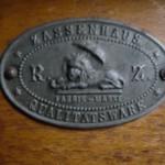 Markenzeichen der Kaffeemühlen von Zassenhaus