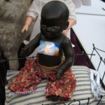 Puppe von Petitcollin