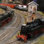 Spur 1, Lokomotiven
