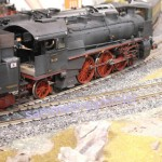 Spur 1, Lokomotive