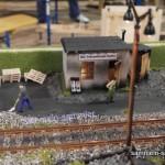 Spur 1 Betrieb am Gleis