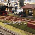 Spur 1 Bahnbetrieb
