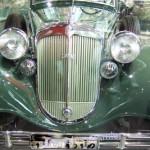 Oldtimer Horch Achtzylinder wurde von 1927 - 1942 gebaut