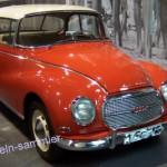 Der Oldtimer Auto Union 1000 S wurde von 1958 - 1963 gebaut.