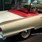 Der Oldtimer Auto Union 1000 SP als Roadster
