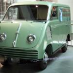 Oldtimer DKW Schnellaster, der erste Transporter nach dem Krieg