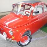 Oldtimer Fiat 500