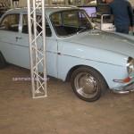 Der Oldtimer VW 1600 L mit Stufenheck