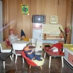 Puppenstube 50er Jahre