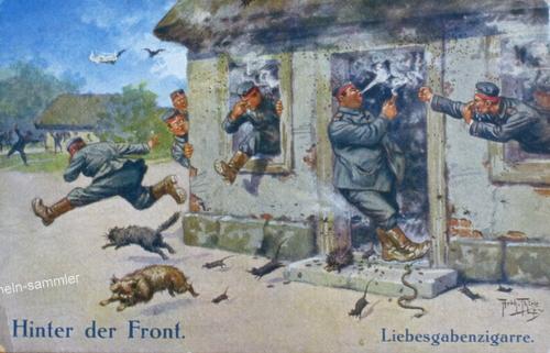 Künstlerkarte von ArthurThiele