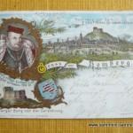 Ansichtskarte Homberg 1