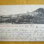 Ansichtskarte, Stadtansicht
