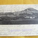Ansichtskarte, Stadtansicht Homberg