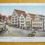 Ansichtskarten: Durchscheinkarte Homberg/Efze