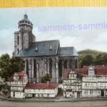 Ansichtskarte, Reformationskirche Homberg