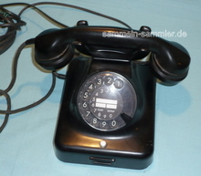 Telefon W 48 aus Bakelit