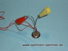 Tütenlampe für ein Puppenhaus