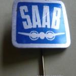 Anstecknadel Saab