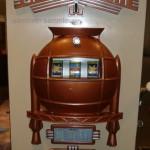 Münzautomat, Geldspielautomat Raumflug