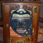Münzautomat, französischer Geldspielautomat