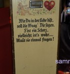 Münzautomat Liebes-Waage