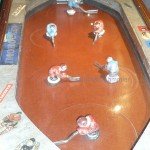 Münzautomat Eishockeyspiel