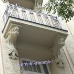 Balkon im Jugendstil