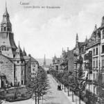 Gründerzeitbauten in Kassel