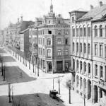 Bau der Gründerzeit in Kassel